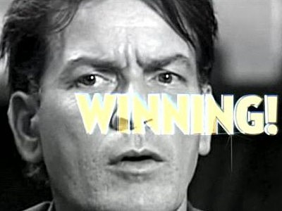winning charlie sheen quotes. CHARLIE SHEEN WINNING QUOTE