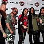 The Metal Hammer Golden Gods Awards - Arrivals