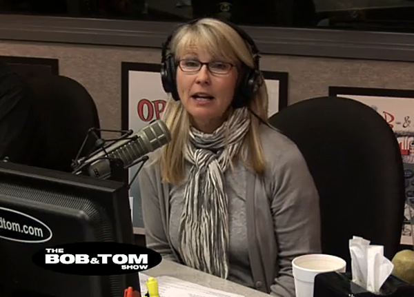 Pics photos the amazing kristi lee from the bob and tom show on q95
