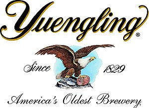 Eagles = Freedom (Yuengling.com)
